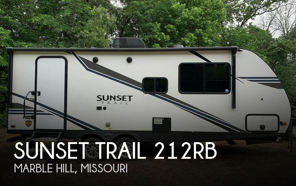 2020 CrossRoads Sunset Trail 212RB