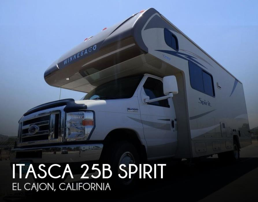 2017 Winnebago Itasca 25B Spirit