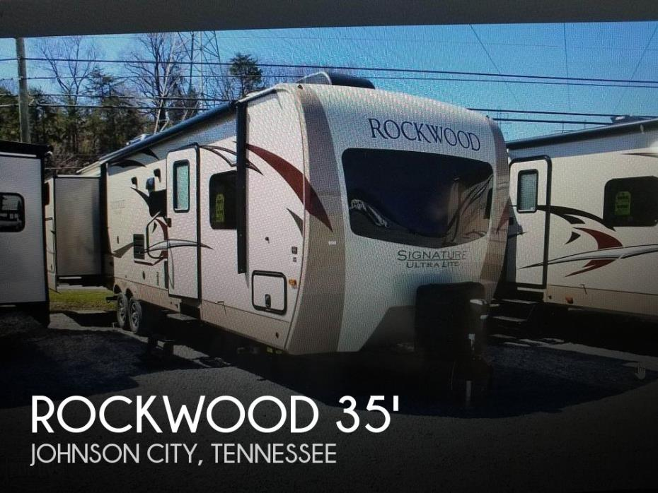 2017 Rockwood Signature Ultra-Lite 8326BHS