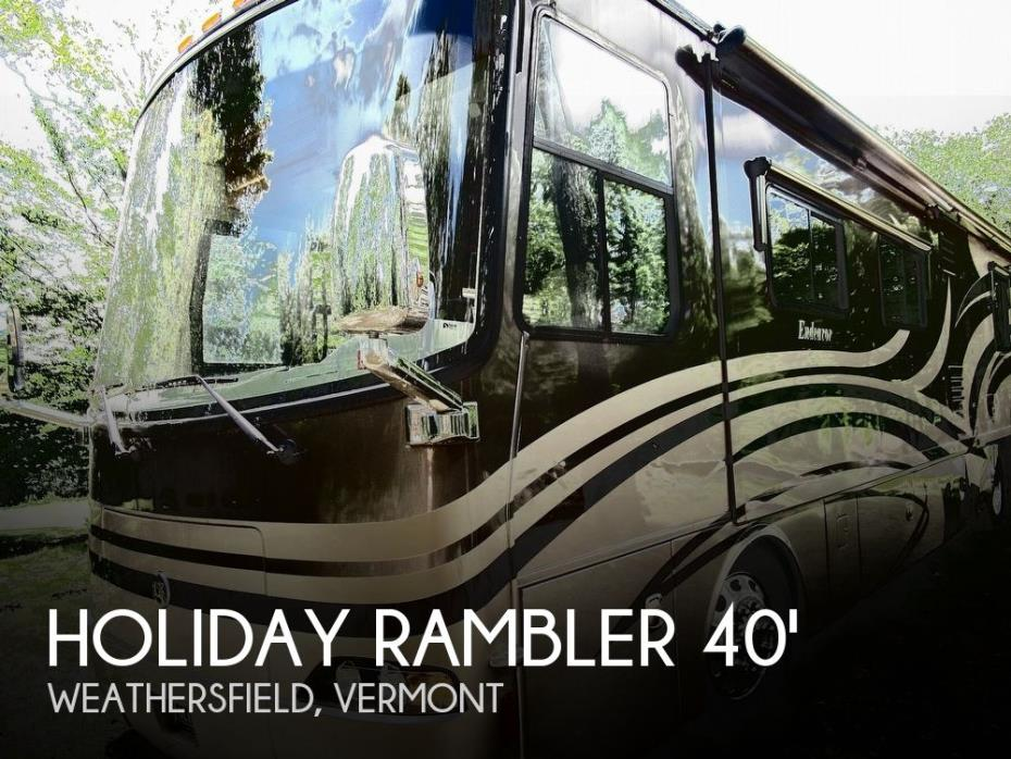 2007 Holiday Rambler Holiday Rambler 40SFT