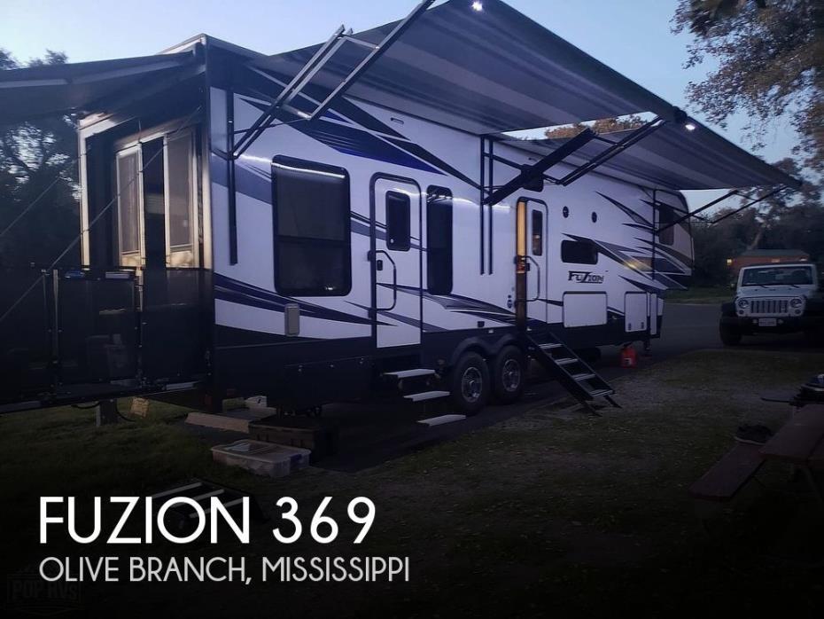 2019 Keystone Fuzion 369