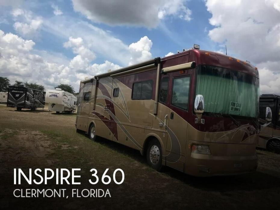 2007 Country Coach Inspire 360
