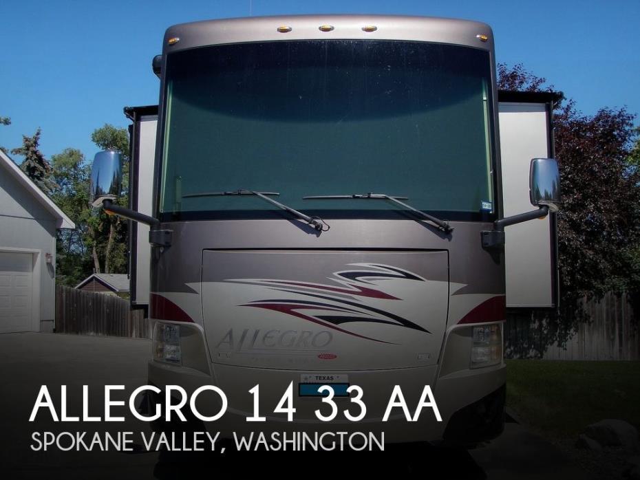 2014 Tiffin Allegro 33AA