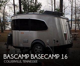 2018 Airstream Airstream Basecamp Series M-16 Model
