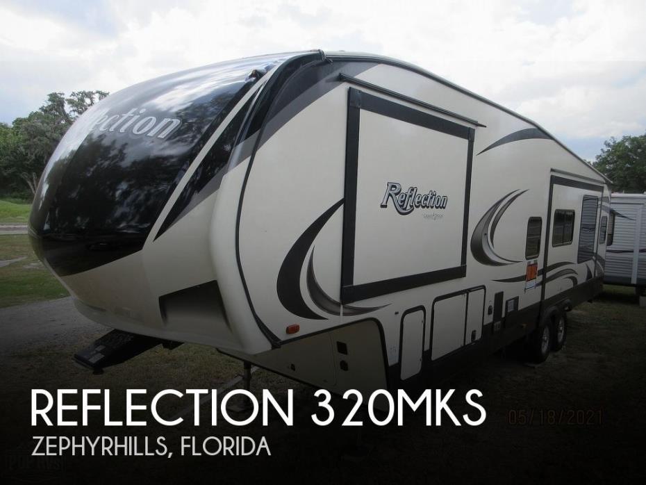 2019 Grand Design Reflection 320MKS
