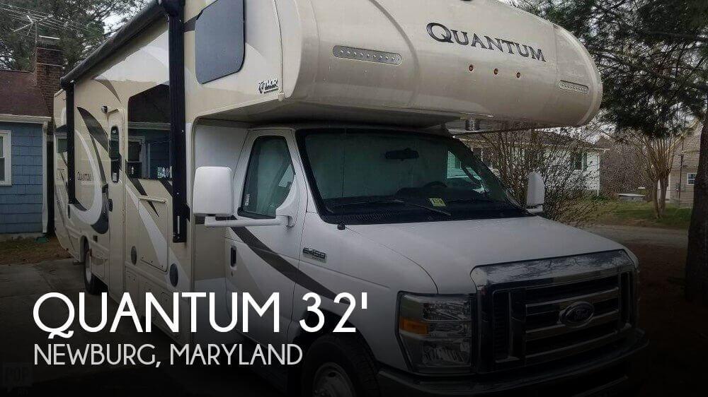 2017 Thor Motor Coach Quantum Quantum WS 31