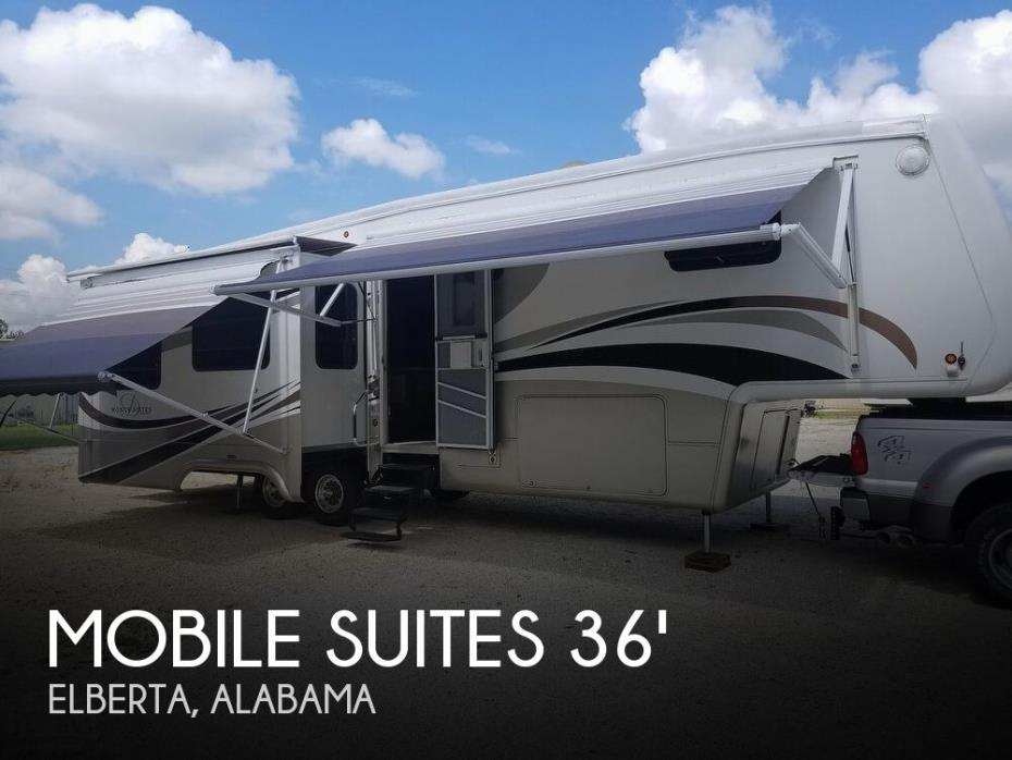 2007 DRV Mobile Suites 36 SB3
