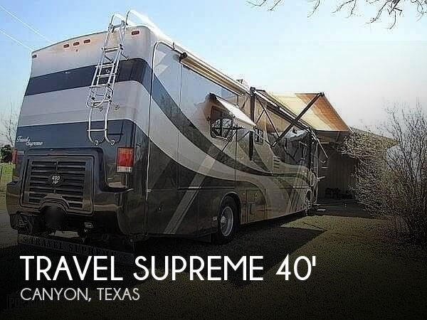 2005 Travel Supreme Travel Supreme 40DS04