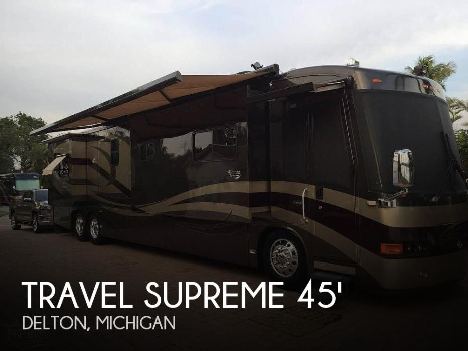 2007 Travel Supreme Alante 45DL14