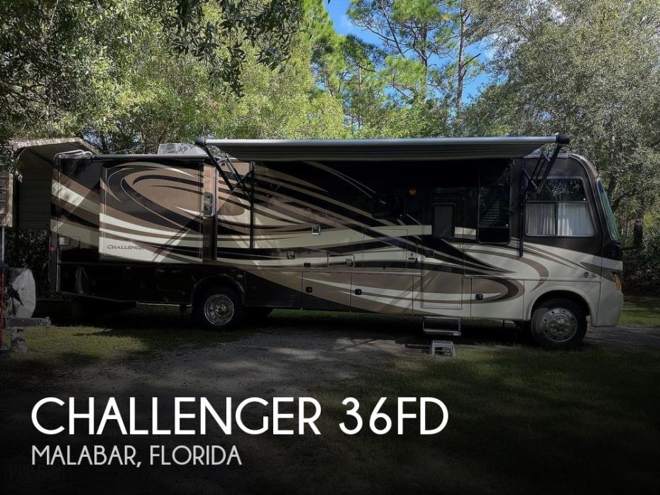 2012 Thor Motor Coach Challenger 36FD