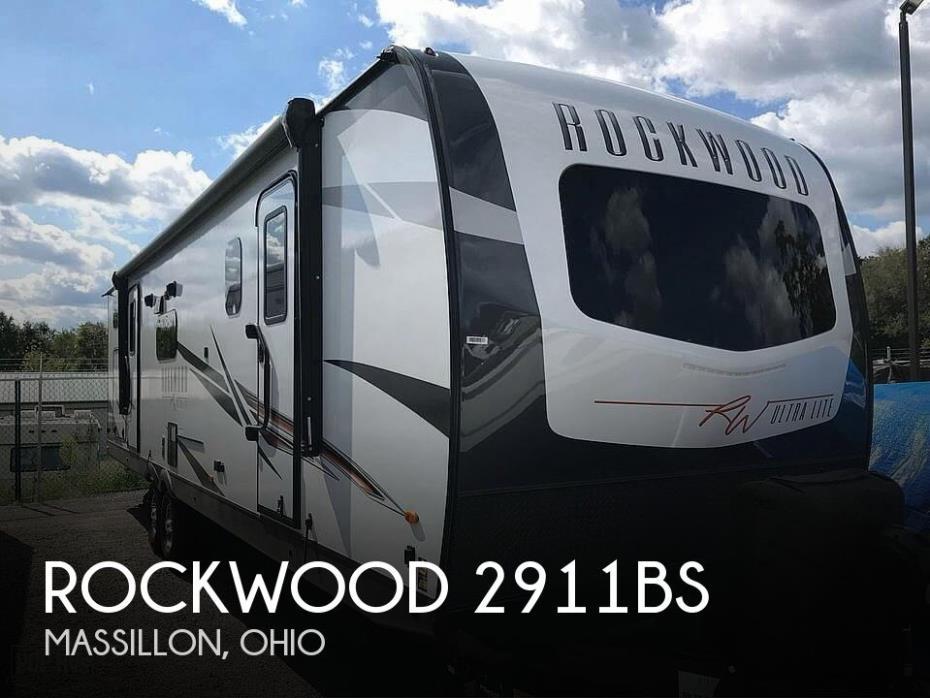 2021 Forest River Rockwood 2911BS