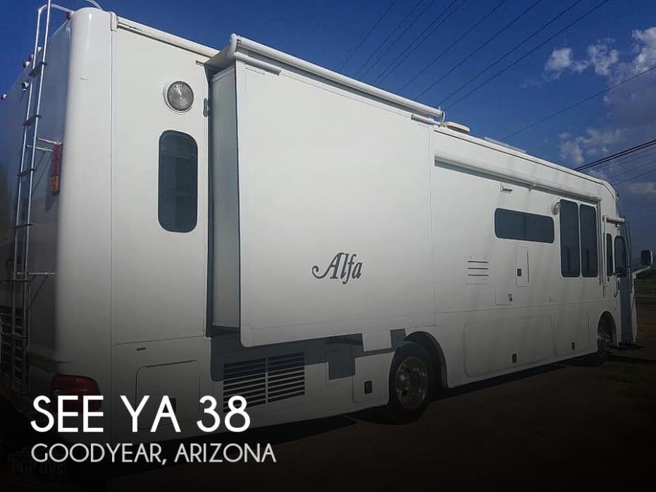 2006 Alfa See Ya 38
