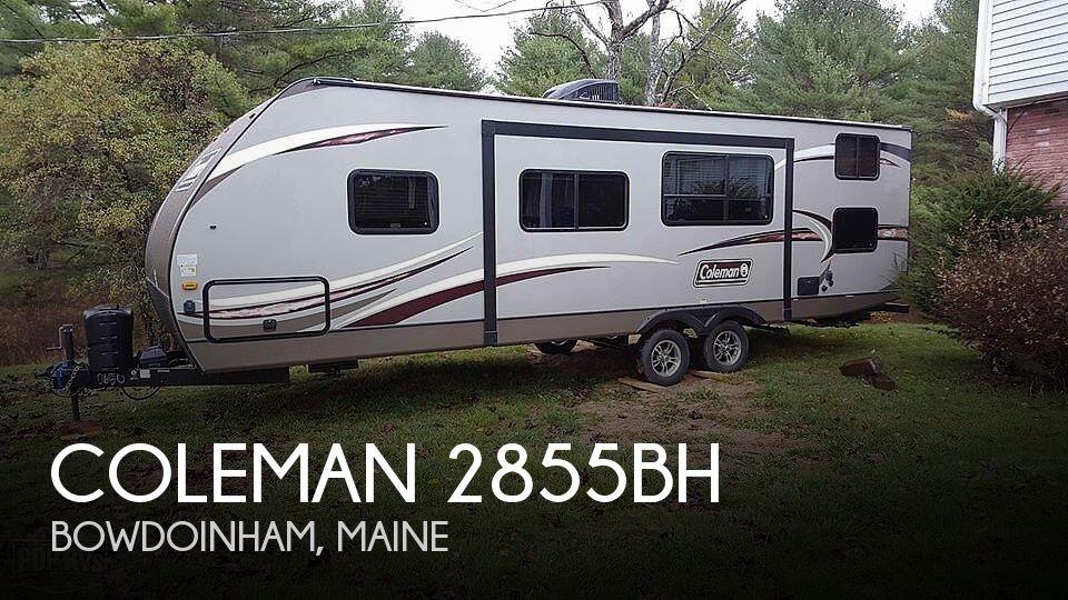 2017 Dutchmen Coleman Light 2855BH