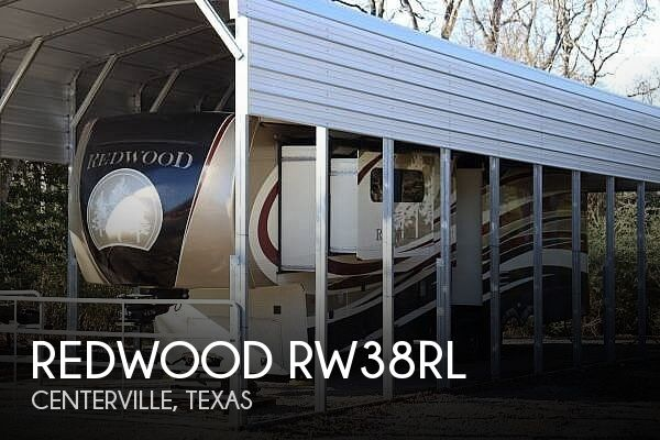 2015 Redwood RV Redwood RW38RL