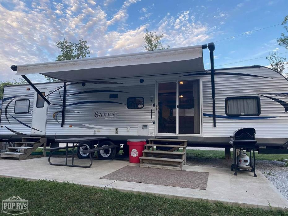 2016 Forest River Salem 36BHBS