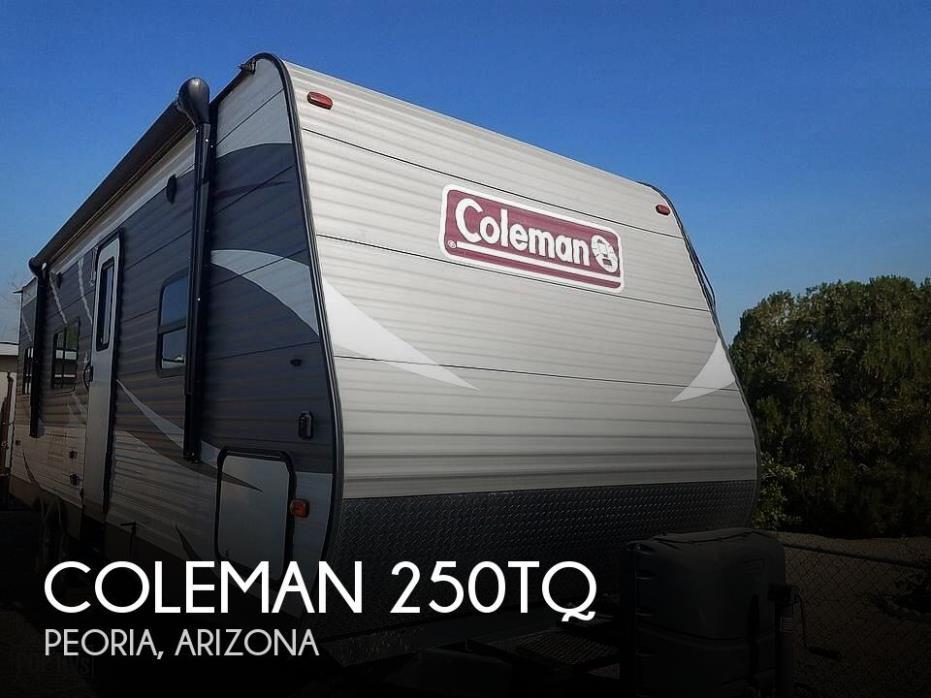 2018 Dutchmen Coleman 250TQ
