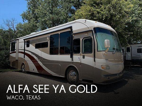 2008 Alfa See Ya Gold 1008