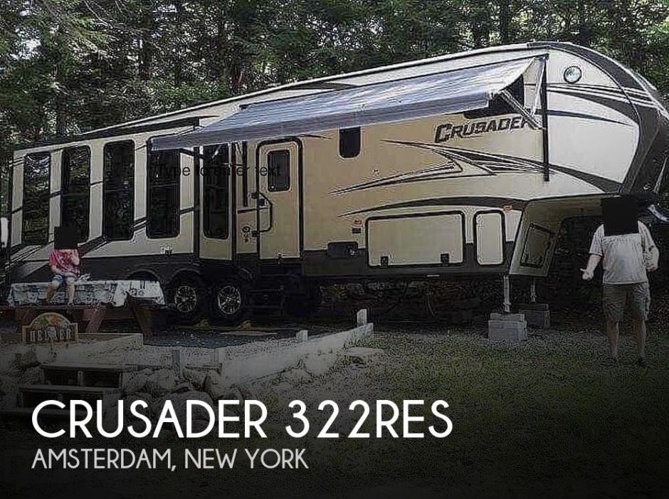 2016 Forest River Crusader 322RES