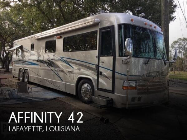 2001 Country Coach Affinity 42 BBSG