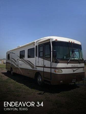 2000 Holiday Rambler Endeavor 34