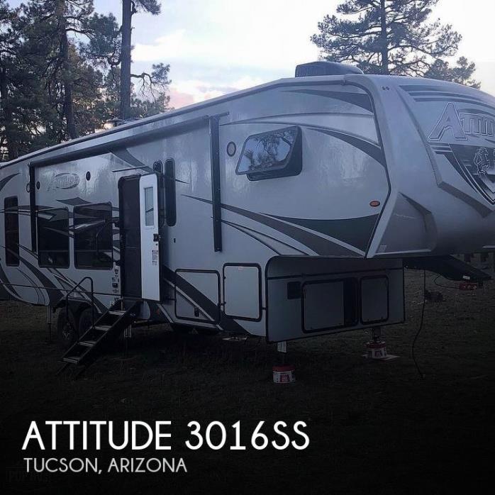 2020 Eclipse Attitude 3016SS