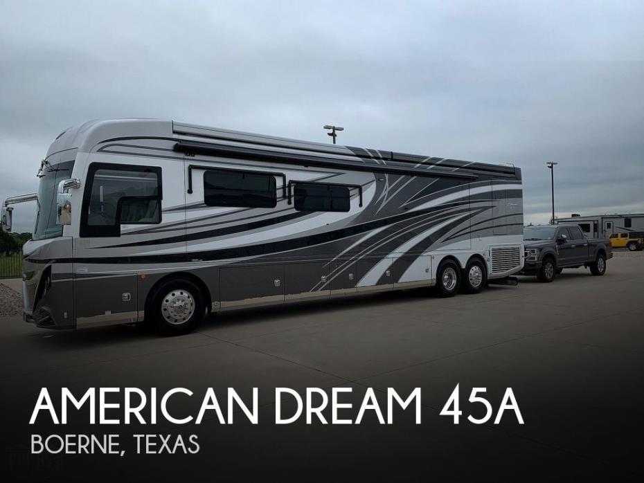 2021 American Coach American Dream 45A