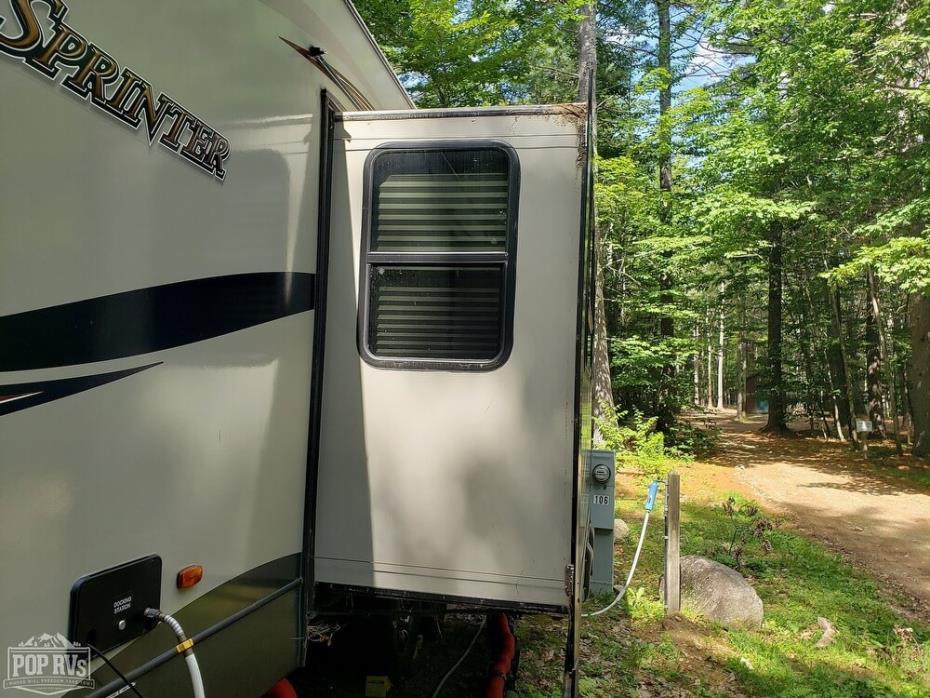2017 Keystone Sprinter 324FWBHS