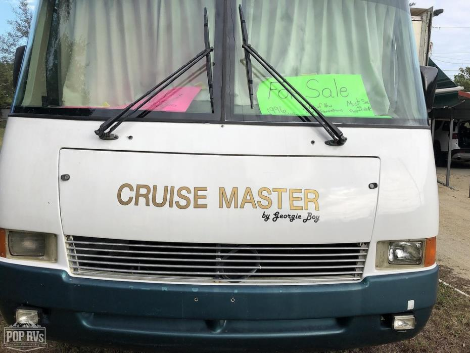 1996 Georgie Boy Cruise Master 3412W