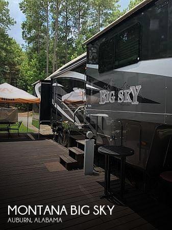 2013 Keystone Montana Big Sky