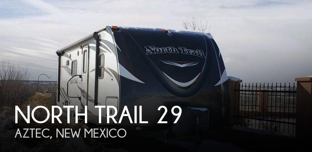 2016 Heartland North Trail 29