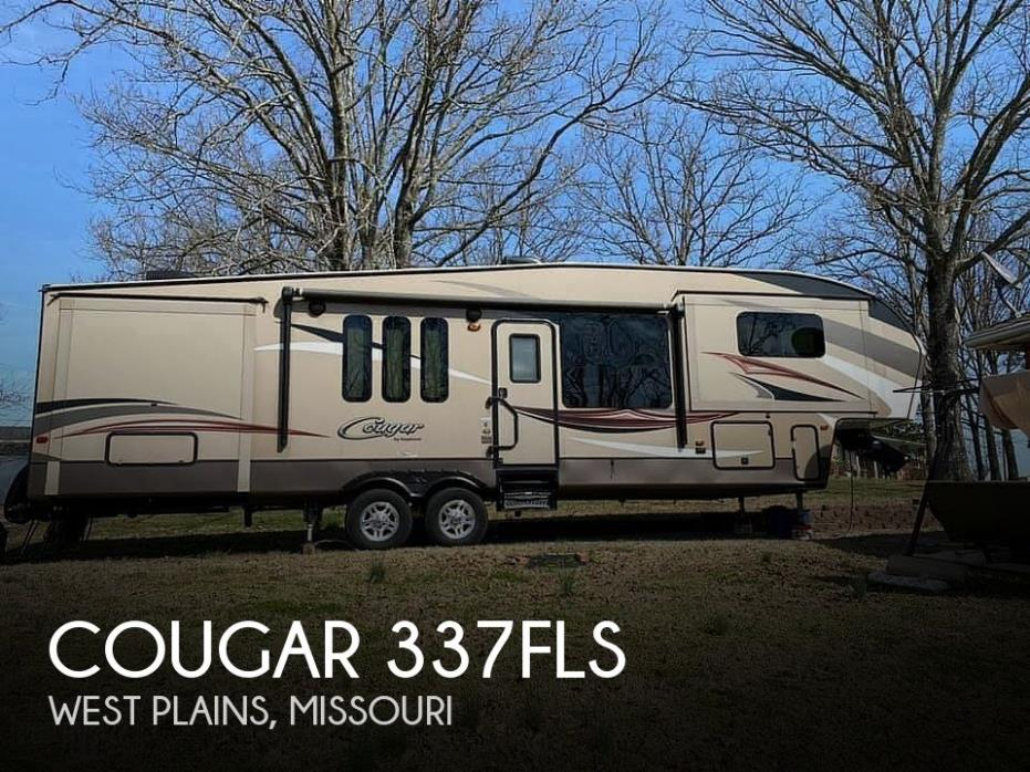 2016 Keystone Cougar 337FLS