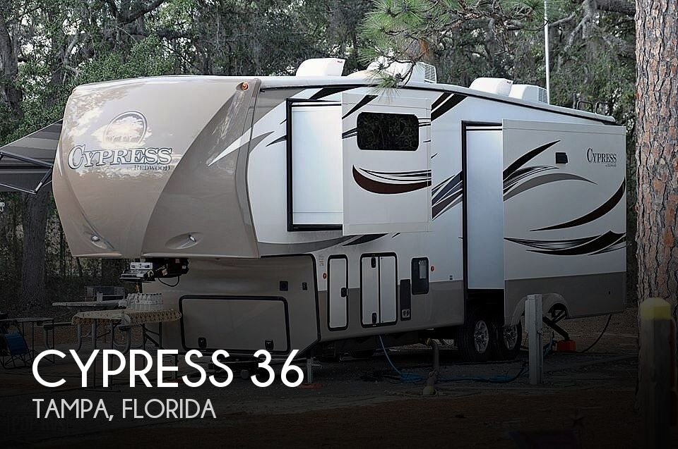 2015 Redwood RV Cypress 36