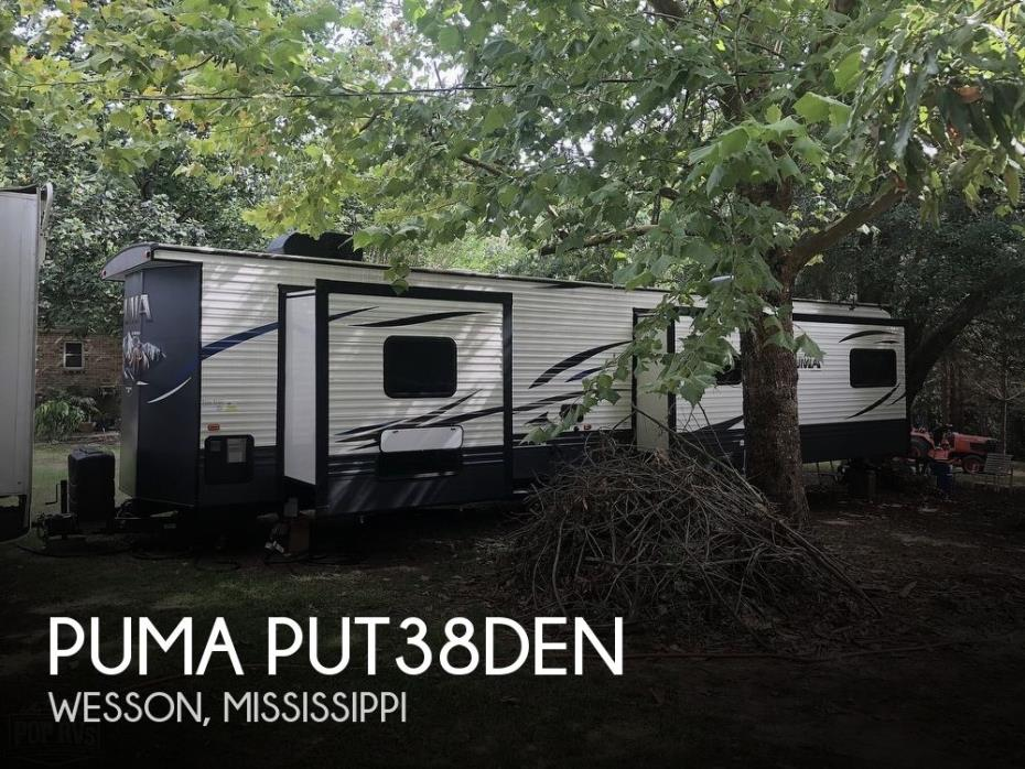 2020 Forest River Puma 38DEN