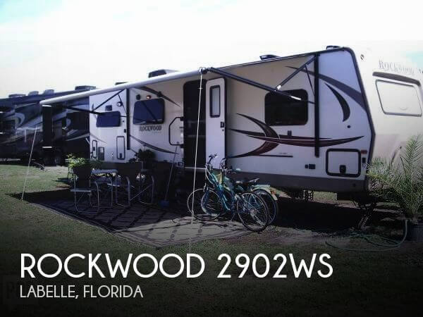 2017 Forest River Rockwood 2902WS