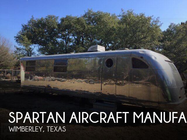1950 SPARTAN AIRCRAFT MANUFACTURING ROYAL MANSION