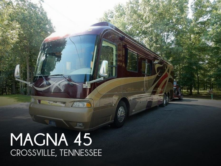 2008 Country Coach Magna 45 Series Rembrandt 630