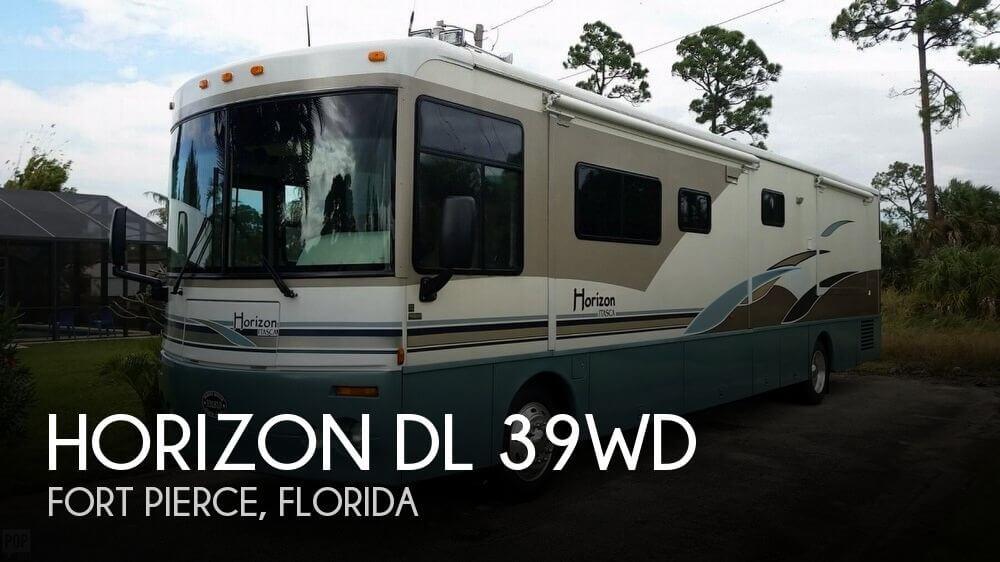 2003 Itasca Horizon DL 39WD
