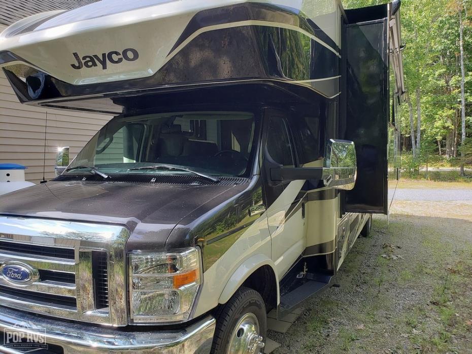 2020 Jayco Greyhawk Prestige 30XP