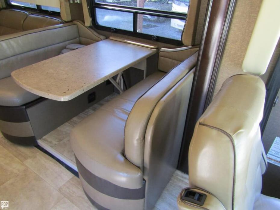 2016 Thor Motor Coach Challenger 37TB Bunkhouse, 21