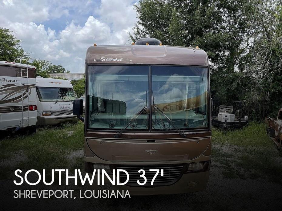 2008 Fleetwood Southwind 37C