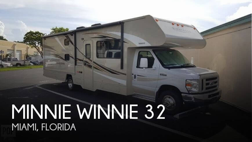 2016 Winnebago Minnie Winnie 31H