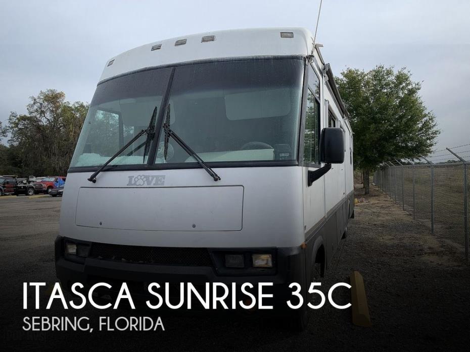 1999 Itasca Sunrise 35C