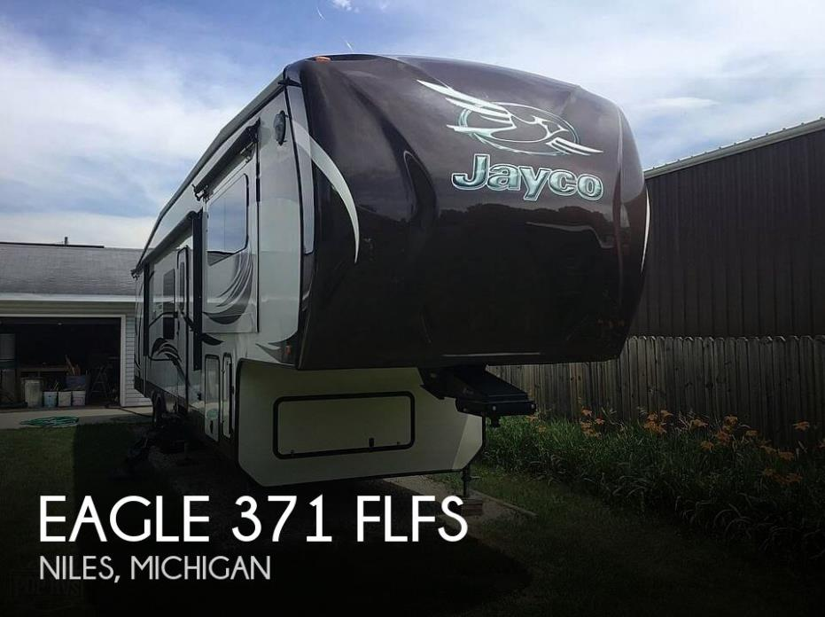2015 Jayco Eagle 371FLFS