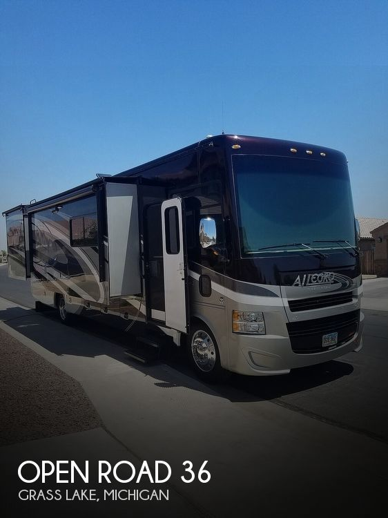 2016 Tiffin Allegro Open Road 34PA