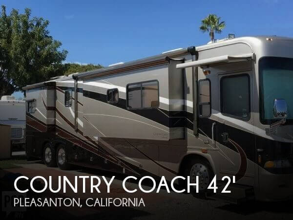 2007 Country Coach Country Coach Allure 470
