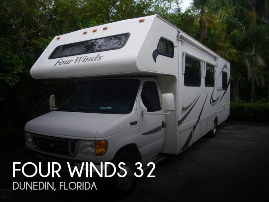 2006 Thor Motor Coach Four Winds 31 F