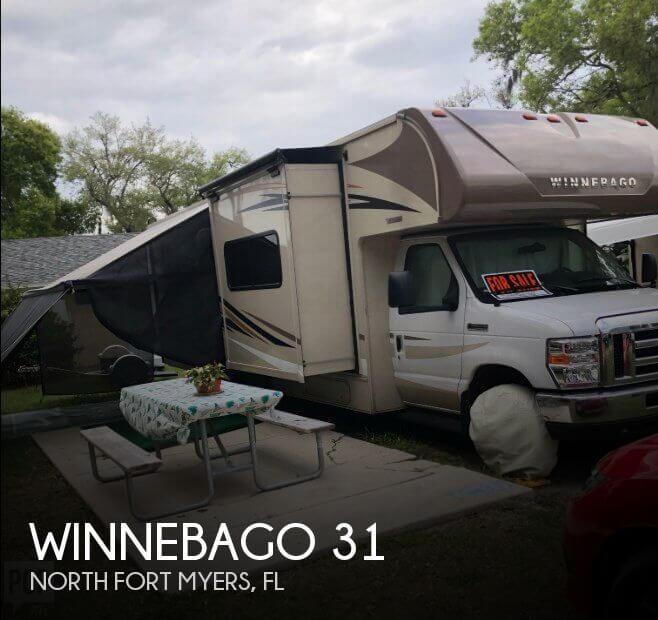 2017 Winnebago Winnebago 31D
