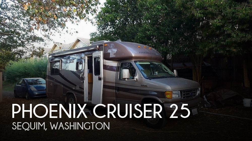 2007 Phoenix Cruiser 25