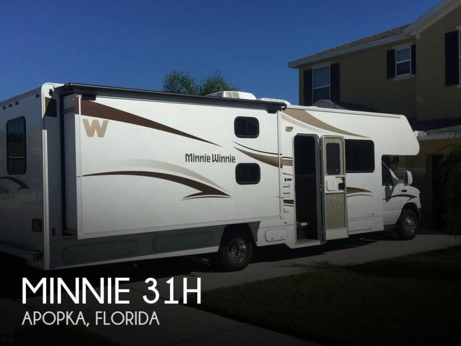 2015 Winnebago Minnie 31H