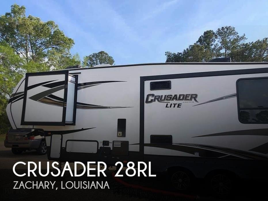 2019 Prime Time Crusader Lite 28RL